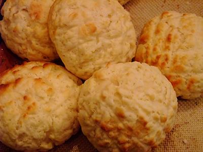 健康派のメロンパン