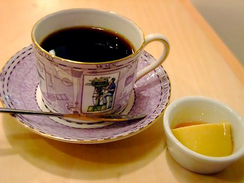 cafe sample